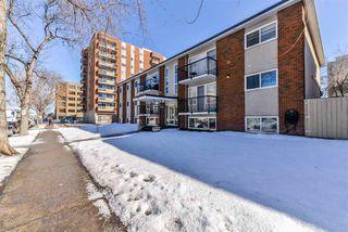 Main Photo: 106 10345 123 Street in Edmonton: Zone 12 Condo for sale : MLS®# E4149528