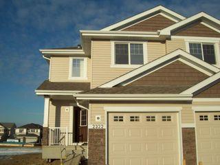 Photo 7: 2320 CASSELMAN Crescent in Edmonton: Zone 55 House Half Duplex for sale : MLS®# E4161908