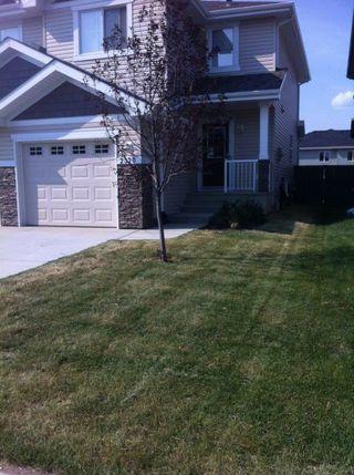 Photo 6: 2320 CASSELMAN Crescent in Edmonton: Zone 55 House Half Duplex for sale : MLS®# E4161908
