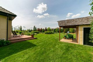 Photo 27: 73 RIVERPOINTE Crescent: Rural Sturgeon County House for sale : MLS®# E4164578