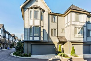 "Photo 1: 75 8138 204 Street in Langley: Willoughby Heights Townhouse for sale in ""Ashbury and Oak"" : MLS®# R2416168"