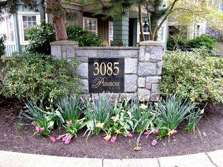 Photo 3: 309 3085 PRIMROSE Lane in LAKESIDE TERRACE: Home for sale : MLS®# V1112679