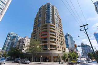 "Photo 1: 604 789 DRAKE Street in Vancouver: Downtown VW Condo for sale in ""CENTURY TOWER"" (Vancouver West)  : MLS®# R2426940"