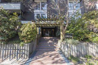 Photo 2: 203 2255 W 8TH AVENUE in Vancouver: Kitsilano Condo  (Vancouver West)  : MLS®# R2447645