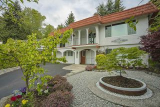 Photo 1: 945 LONDON PLACE in New Westminster: Connaught Heights House for sale : MLS®# R2461473
