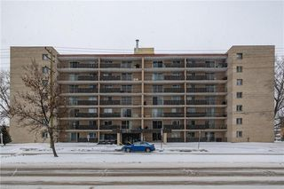 Main Photo: 309 1600 Taylor Avenue in Winnipeg: River Heights South Condominium for sale (1D)  : MLS®# 202101594