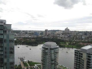 """Photo 10: 3201 455 BEACH Crescent in Vancouver: Yaletown Condo for sale in """"Park West One"""" (Vancouver West)  : MLS®# V914274"""