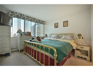 "Photo 5: 1110 4300 MAYBERRY Street in Burnaby: Metrotown Condo for sale in ""TIMES SQUARE"" (Burnaby South)  : MLS®# V921816"