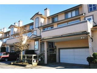 "Photo 1: 13 1238 EASTERN Drive in Port Coquitlam: Citadel PQ Townhouse for sale in ""PARKVIEW RIDGE"" : MLS®# V1045328"