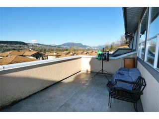 "Photo 17: 13 1238 EASTERN Drive in Port Coquitlam: Citadel PQ Townhouse for sale in ""PARKVIEW RIDGE"" : MLS®# V1045328"
