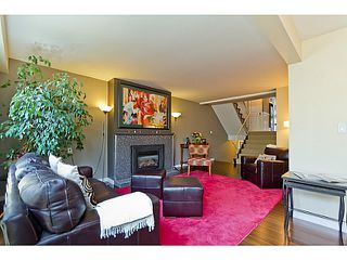 "Photo 4: 1072 LILLOOET Road in North Vancouver: Lynnmour Townhouse for sale in ""LILLOOET PLACE"" : MLS®# V1048162"