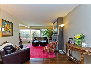 "Photo 5: 1072 LILLOOET Road in North Vancouver: Lynnmour Townhouse for sale in ""LILLOOET PLACE"" : MLS®# V1048162"