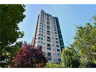 Photo 1: 303 2088 BARCLAY Street in Vancouver: West End VW Condo for sale (Vancouver West)  : MLS®# V1058811