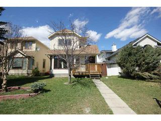 Photo 1: 86 TARAGLEN Road NE in CALGARY: Taradale Residential Detached Single Family for sale (Calgary)  : MLS®# C3613863