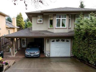 Main Photo: 106 GLENMORE Drive in West Vancouver: Glenmore 1/2 Duplex for sale : MLS®# V1098416