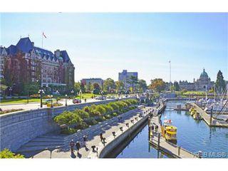 Photo 17: 709 647 Michigan Street in VICTORIA: Vi James Bay Condo Apartment for sale (Victoria)  : MLS®# 345971