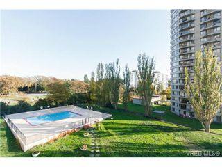 Photo 15: 709 647 Michigan Street in VICTORIA: Vi James Bay Condo Apartment for sale (Victoria)  : MLS®# 345971