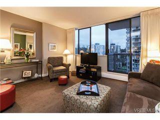 Photo 4: 709 647 Michigan Street in VICTORIA: Vi James Bay Condo Apartment for sale (Victoria)  : MLS®# 345971