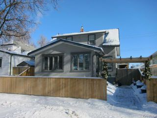 Photo 1: 508 Bond Street in WINNIPEG: Transcona Residential for sale (North East Winnipeg)  : MLS®# 1503521