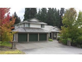 "Photo 1: 26280 127TH Avenue in Maple Ridge: Websters Corners House for sale in ""WHISPERING FALLS"" : MLS®# V1115800"