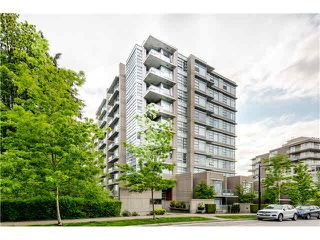 "Main Photo: 612 9266 UNIVERSITY Crescent in Burnaby: Simon Fraser Univer. Condo for sale in ""AURORA"" (Burnaby North)  : MLS®# V1122261"