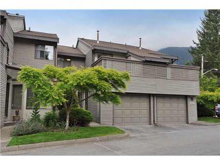 """Main Photo: 4735 GLENWOOD Avenue in North Vancouver: Canyon Heights NV Townhouse for sale in """"Montroyal Village"""" : MLS®# V1123306"""