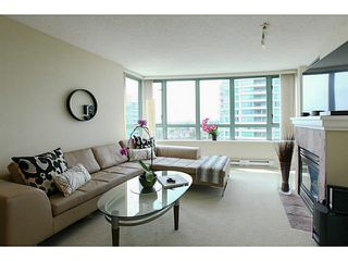 Photo 1: 1405 6659 SOUTHOAKS Crescent in Burnaby: Highgate Condo for sale (Burnaby South)  : MLS®# V1125433