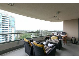 Photo 10: 1405 6659 SOUTHOAKS Crescent in Burnaby: Highgate Condo for sale (Burnaby South)  : MLS®# V1125433