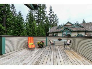 "Photo 13: 17 65 FOXWOOD Drive in Port Moody: Heritage Mountain Townhouse for sale in ""FOREST HILL"" : MLS®# V1125839"
