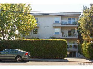 Photo 1: 302 1039 Caledonia Ave in VICTORIA: Vi Central Park Condo for sale (Victoria)  : MLS®# 710816