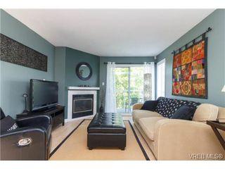 Photo 3: 302 1039 Caledonia Ave in VICTORIA: Vi Central Park Condo for sale (Victoria)  : MLS®# 710816