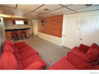 Photo 11: 131 Stranmillis Avenue in WINNIPEG: St Vital Residential for sale (South East Winnipeg)  : MLS®# 1524126