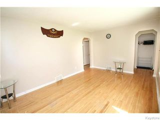 Photo 3: 131 Stranmillis Avenue in WINNIPEG: St Vital Residential for sale (South East Winnipeg)  : MLS®# 1524126