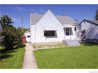 Photo 1: 131 Stranmillis Avenue in WINNIPEG: St Vital Residential for sale (South East Winnipeg)  : MLS®# 1524126