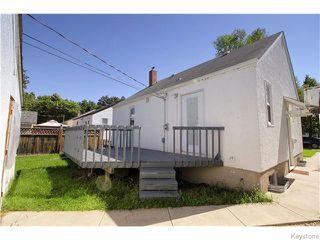 Photo 16: 131 Stranmillis Avenue in WINNIPEG: St Vital Residential for sale (South East Winnipeg)  : MLS®# 1524126
