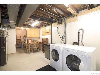 Photo 16: 29 Humboldt Avenue in WINNIPEG: St Vital Residential for sale (South East Winnipeg)  : MLS®# 1527574