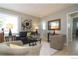 Photo 2: 29 Humboldt Avenue in WINNIPEG: St Vital Residential for sale (South East Winnipeg)  : MLS®# 1527574