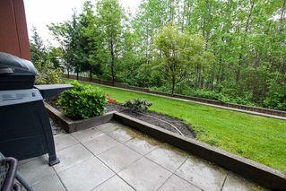 "Photo 1: 106 12075 228 Street in Maple Ridge: East Central Condo for sale in ""RIO"" : MLS®# R2058586"