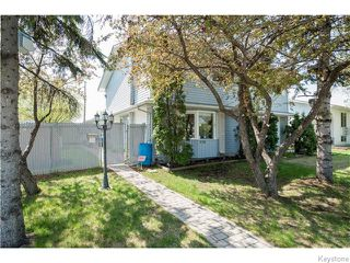 Photo 1: 378 McMeans Avenue East in Winnipeg: Transcona Residential for sale (North East Winnipeg)  : MLS®# 1613067