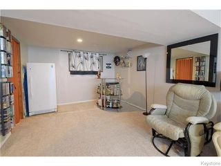 Photo 13: 542 Paufeld Drive in Winnipeg: North Kildonan Residential for sale (North East Winnipeg)  : MLS®# 1618479