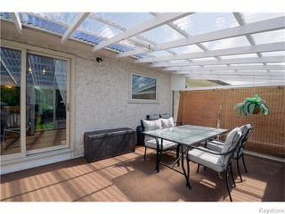 Photo 16: 542 Paufeld Drive in Winnipeg: North Kildonan Residential for sale (North East Winnipeg)  : MLS®# 1618479