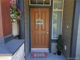 Photo 2: 24 2363 Demamiel Drive in SOOKE: Sk Sunriver Townhouse for sale (Sooke)  : MLS®# 367801