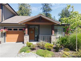 Photo 1: 24 2363 Demamiel Drive in SOOKE: Sk Sunriver Townhouse for sale (Sooke)  : MLS®# 367801