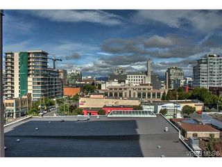 Photo 11: 708 930 Yates St in VICTORIA: Vi Downtown Condo for sale (Victoria)  : MLS®# 739411