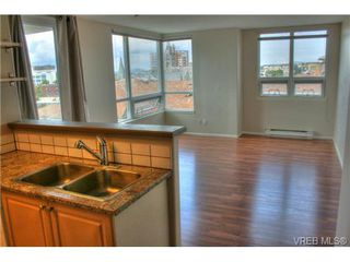Photo 2: 708 930 Yates St in VICTORIA: Vi Downtown Condo for sale (Victoria)  : MLS®# 739411