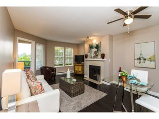 "Photo 3: 103 98 LAVAL Street in Coquitlam: Maillardville Condo for sale in ""LE CHATEAU II"" : MLS®# R2105416"