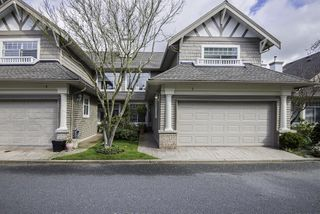 """Photo 1: 5 5531 CORNWALL Drive in Richmond: Terra Nova Townhouse for sale in """"QUILCHENA GREEN"""" : MLS®# R2155168"""