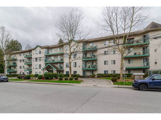 "Photo 1: 308 2435 CENTER Street in Abbotsford: Abbotsford West Condo for sale in ""Cedar Grove"" : MLS®# R2156987"