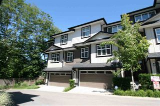 Photo 1: 55 6350 142 Street in Surrey: Sullivan Station Townhouse for sale : MLS®# R2181332