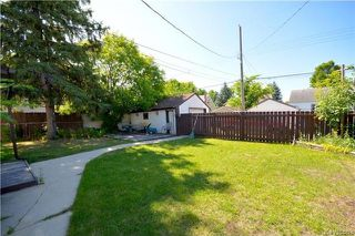 Photo 14: 914 Beach Avenue in Winnipeg: East Elmwood Residential for sale (3B)  : MLS®# 1718059